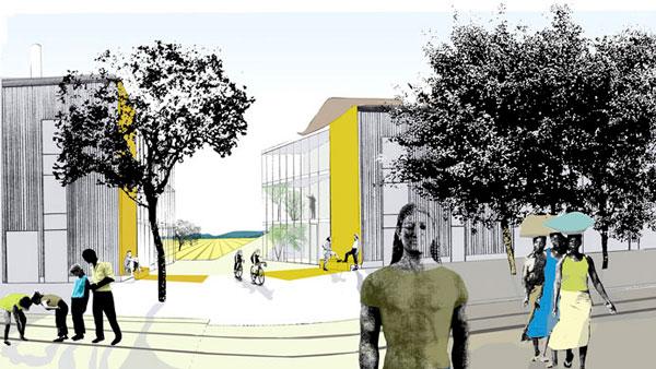 Etruski kylissä ja kaupungeissa. Helsinki 2050 vision