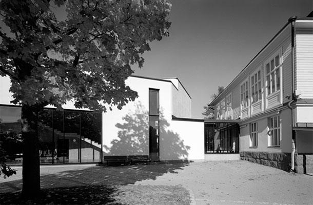 Jyväskylän puistokoulu
