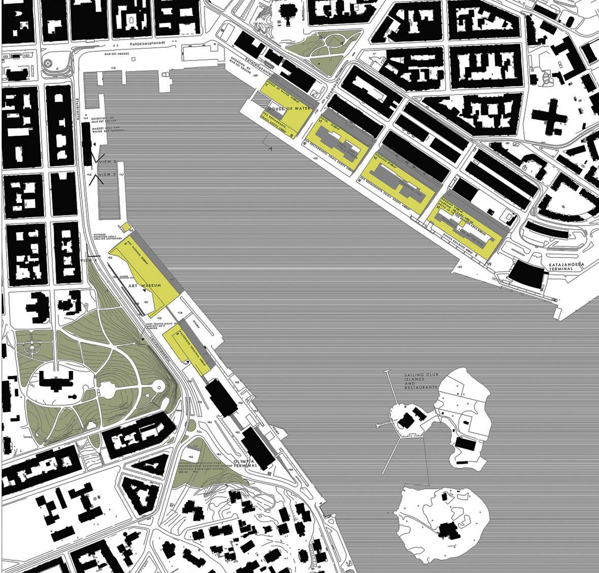Helsinki / Kauppatori, Eteläranta, Katajanokanlaituri