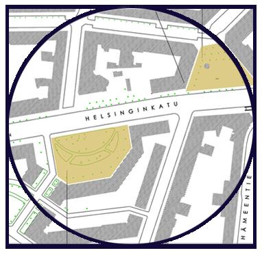 Helsinginkadun 3 aukiota